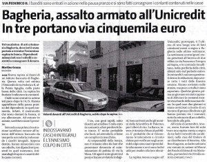 Furto alla Unicredit di Bagheria301