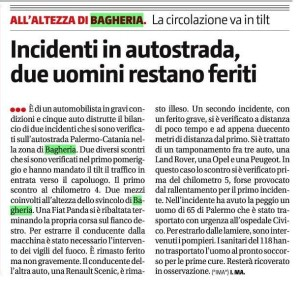 GdS12022015 Incidenti