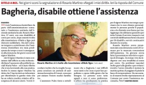 gds 18-08-2016 disabile ottiene l'assistenza