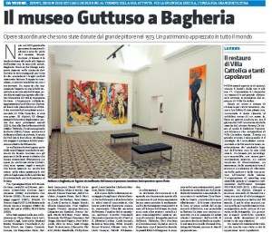 gds 28-01-2017 il museo guttuso a bagheria