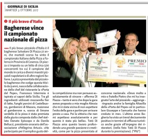 gds 03-10-2017 bagherese vince campionato