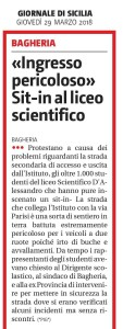 Gds 29032018 LIceo scientifico