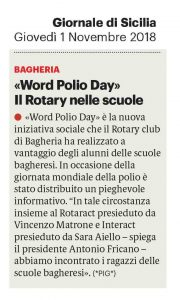 GDS 01-11-2018 Word polio day